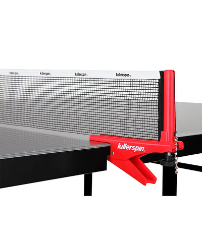 Killerspin MyT10 BlackStorm Outdoor Ping Pong Table Game Room 366-11