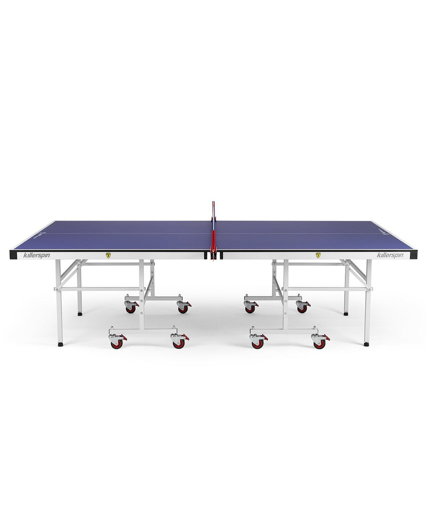 Killerspin MyT4 BluPocket Indoor Ping Pong Table Game Room 367-03