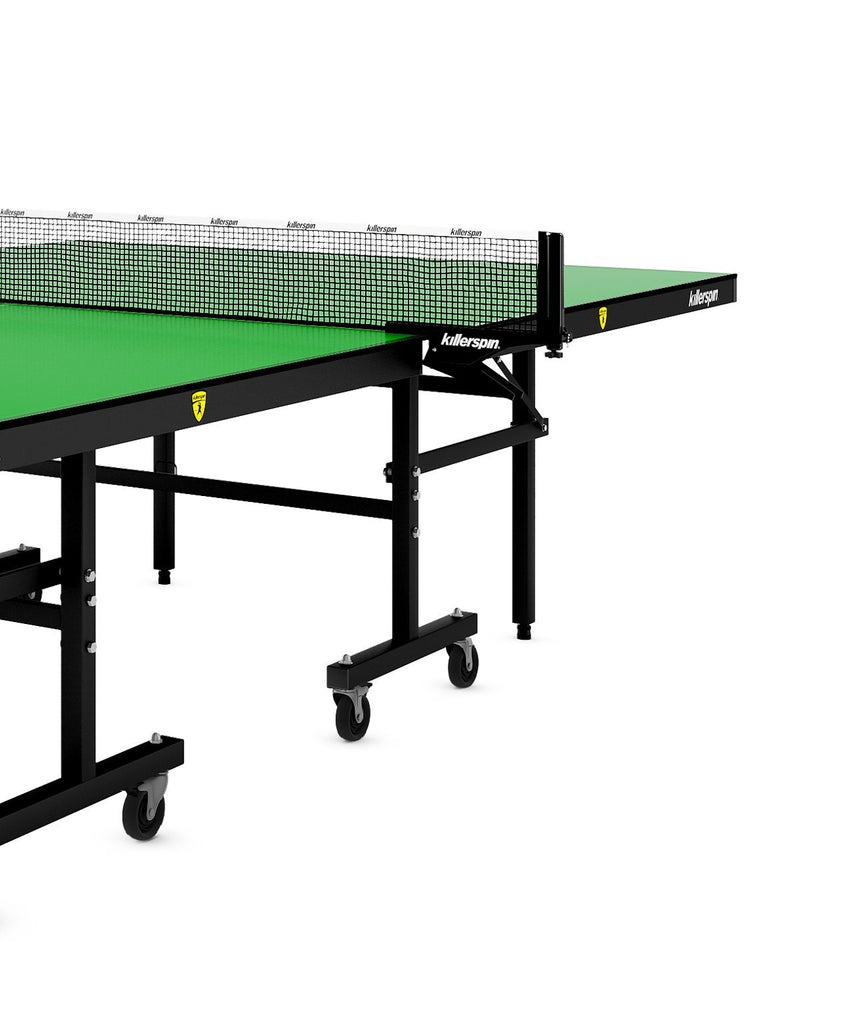 Killerspin MyT4 Lime Indoor Ping Pong Table Game Room 367-05