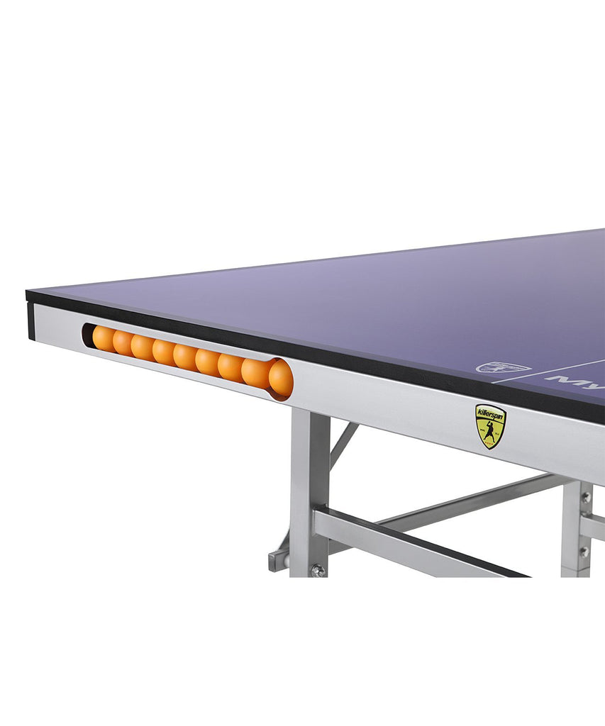 Killerspin MyT5 BluPocket Indoor Ping Pong Table Game Room 361-13