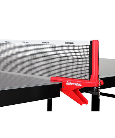 Killerspin MyT7 BlackStorm Outdoor Ping Pong Table Game Room 363-19