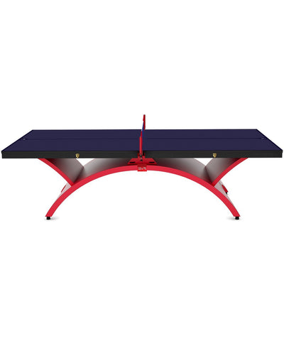 Killerspin Revolution SVR Red1 Luxury Ping Pong Table Game Room 301-13