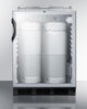 "Image of Summit Appliance 24"" Wide Built-In Beer Dispenser Bar Room SBC56GBINKADA"