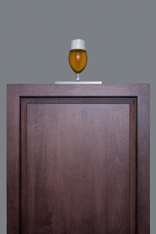 "Summit Appliance 24"" Wide Built-In Kegerator Bar Room SBC58BBINKIFADA"