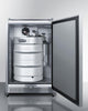 "Image of Summit Appliance 24"" Wide Built-In Outdoor Kegerator Bar Room SBC695OSNK"