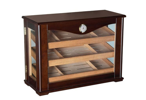 Prestige Marciano 250 Count Cigar Display Humidor Cigar Room MRCNO