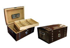 Prestige Montgomery 150 Ct. Desktop & End Table Humidor Cigar Room MTG