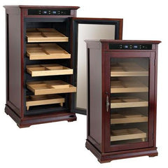 Prestige Redford 1250 Electric Controlled Cabinet Humidor Cigar Room RDFD