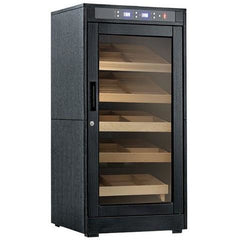 Prestige Redford Lite 1250 Electric Controlled Cabinet Humidor Cigar Room RDFD/LT
