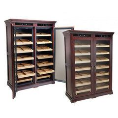 Prestige Reagan 4000 Electric Controlled Cabinet Humidor Cigar Room REAGN
