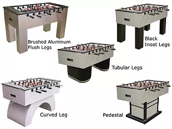 Performance Games Sure Shot IS Foosball Table Game Room