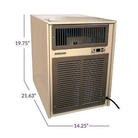 Breezaire WKL Series Wine Cooling System WKL 3000