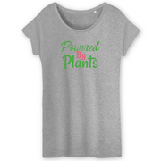 Powered by Plants | Damen T-Shirt