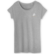 Life Balance Pocket Print | Damen T-Shirt