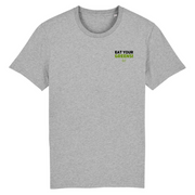 Eat Your Greens Pocket Print | Unisex T-Shirt von Green Consulting