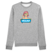 Pop Up Vegan | Unisex Sweatshirt