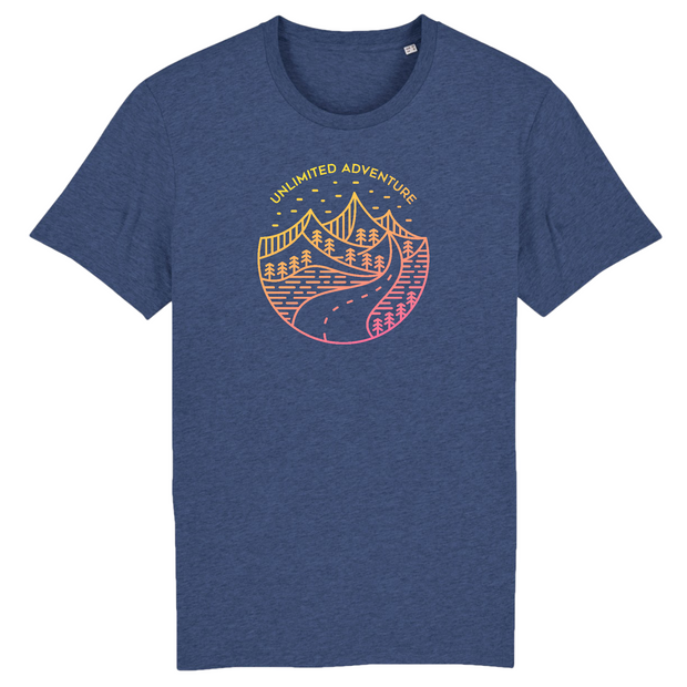 Unlimited Adventure | Unisex T-Shirt