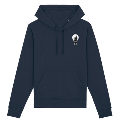 Light of Journey | Unisex Hoody mit Fronttasche