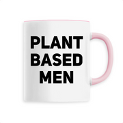 Plant Based Men | Keramik Tasse