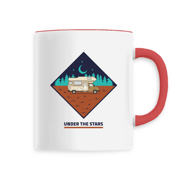 Under the Stars | Keramik Tasse