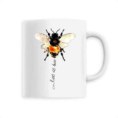 Let it Bee | Keramik Tasse