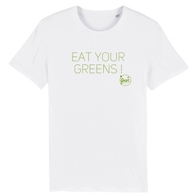 Eat Your Greens | Unisex T-Shirt von Green Consulting
