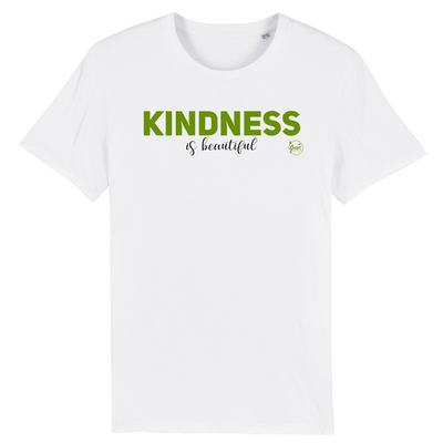 Kindness is Beautiful | Unisex T-Shirt von Green Consulting
