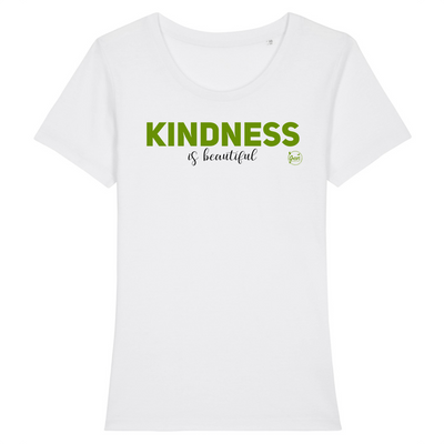 Kindness is Beautiful | Damen T-Shirt von Green Consulting