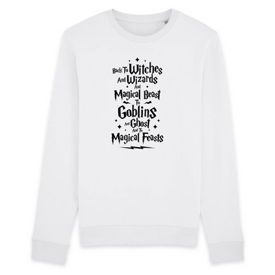 Back to Witches | Unisex Sweatshirt