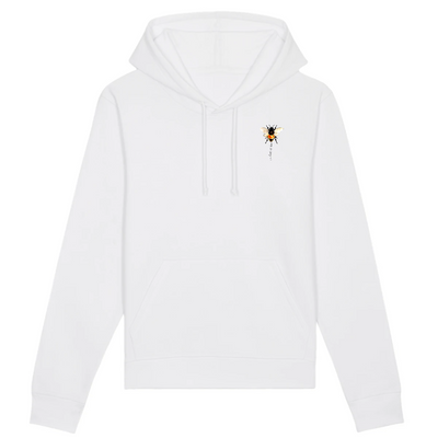 Let it Bee | Unisex Hoody mit Fronttasche