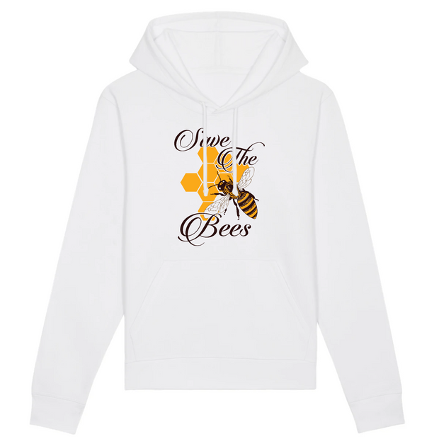 Save the Bees | Unisex Hoody mit Fronttasche