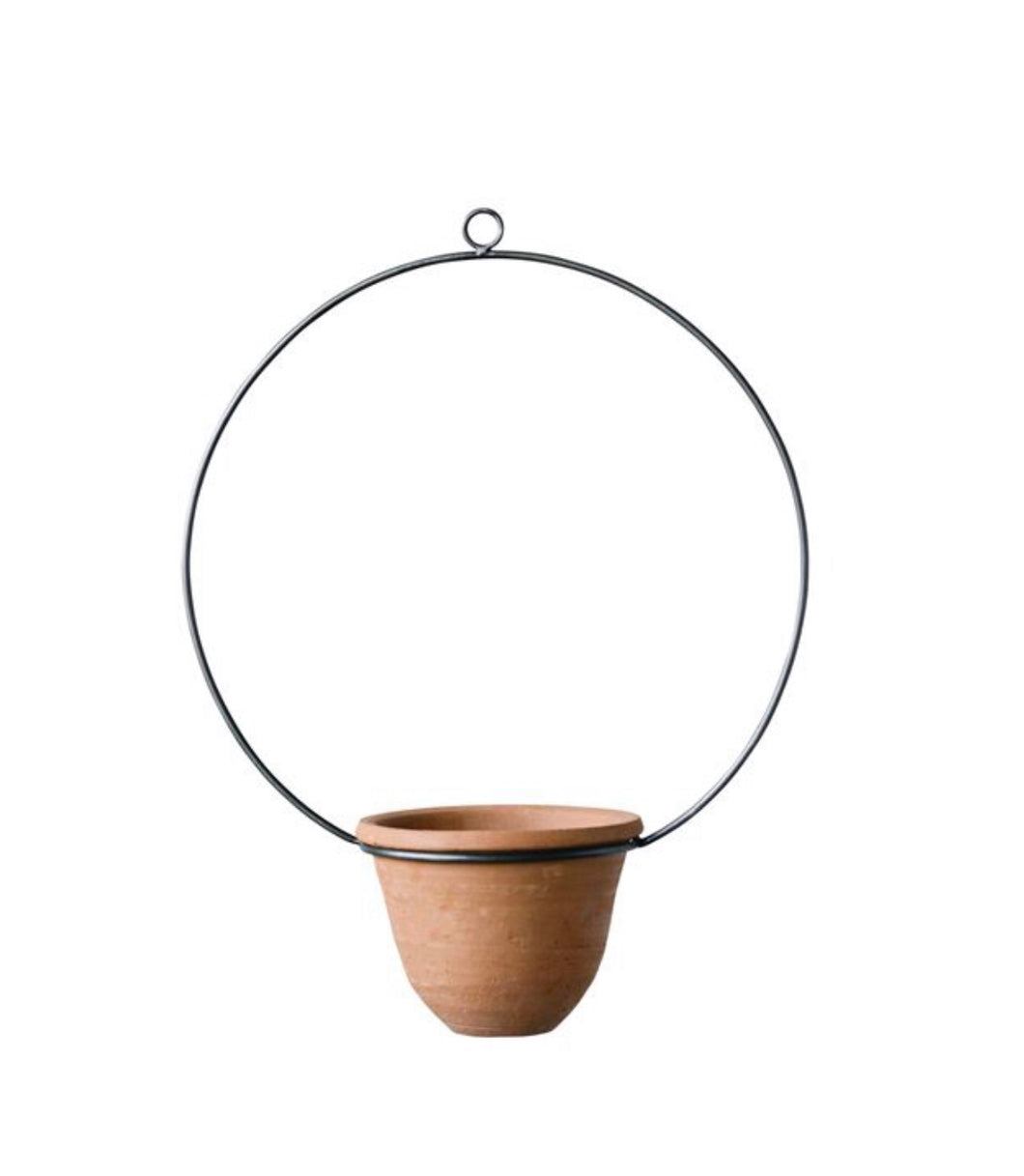Hanging Terra-cotta Planter