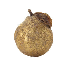 Load image into Gallery viewer, Gold Pear