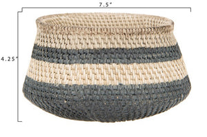 Basketweave Planter