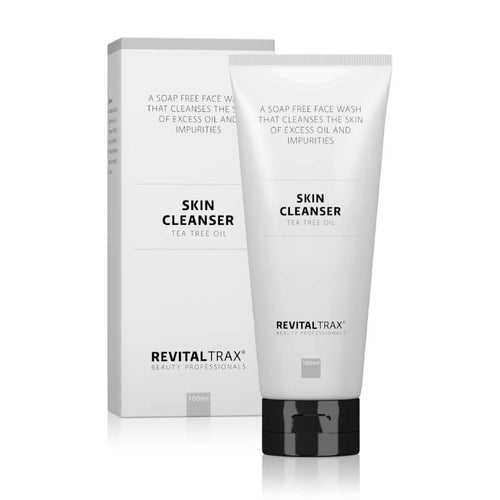 RevitalTrax Skin Cleanser. Soap-free facial cleanser with Tea tree oil