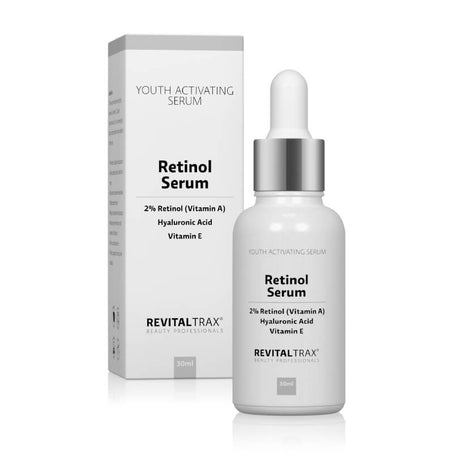 RevitalTrax Retinol Serum with vitamins A and E and hyaluronic acid