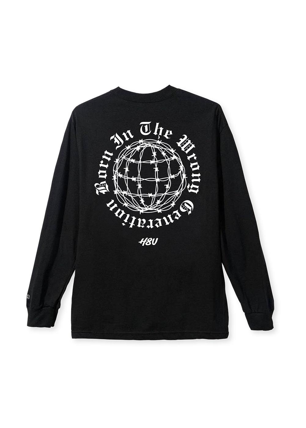 Wrong Generation Long Sleeve (Black)