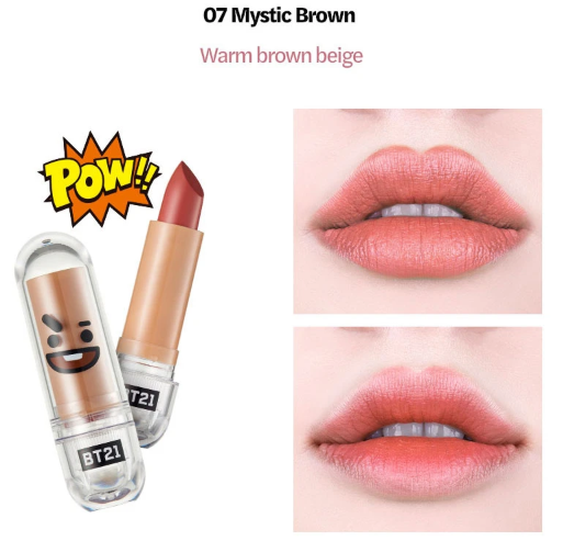 VT BT21 Lippie Stick Special (8 Types)