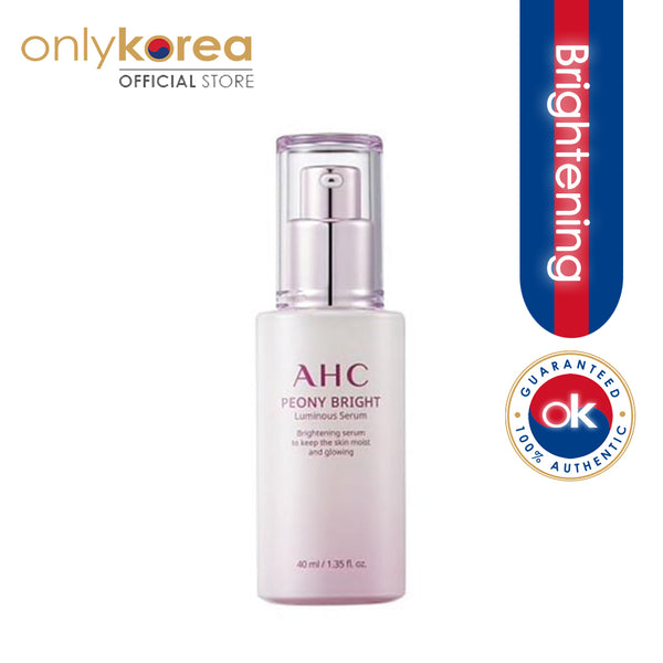 AHC PEONY BRIGHT LUMINOUS SERUM