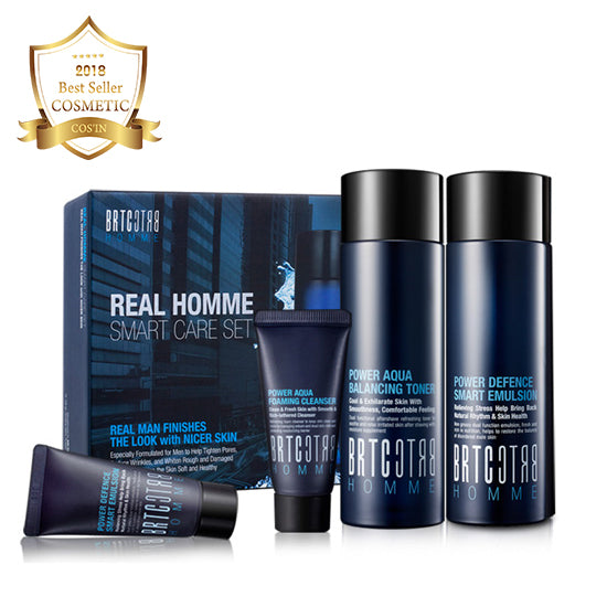 BRTC Homme Power Skin Care Set