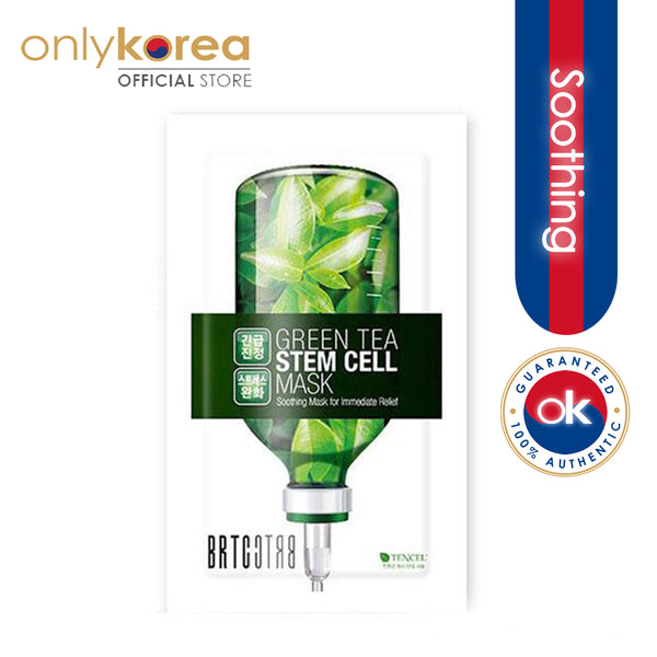 BRTC Green Tea Stem Cell Mask 25g