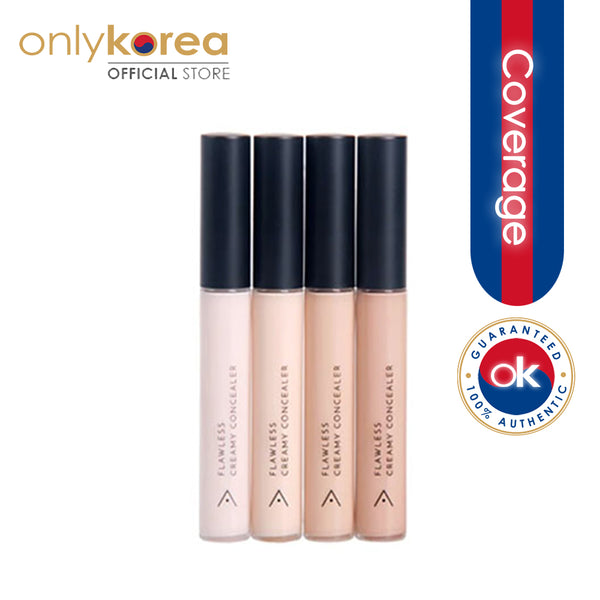 Althea Collection Flawless Creamy Concealer (4 Types)