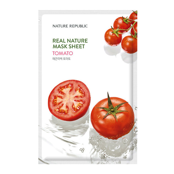 [NATURE REPUBLIC] REAL NATURE TOMATO MASK