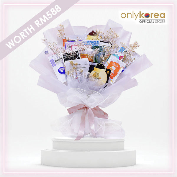 Mask Bouquet Big (20pcs)