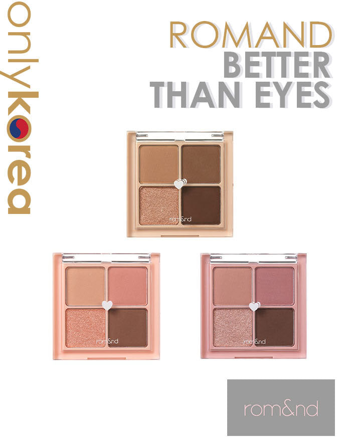 Romand Better Than Eyes (3 Types)