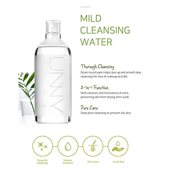 UNNY Club Mild Cleansing Water