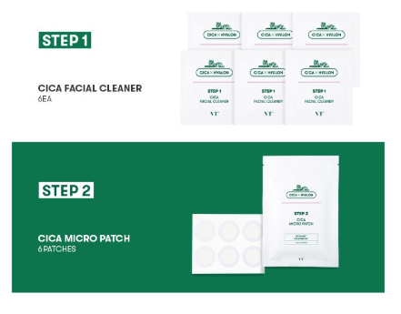 VT Cica Micro Patch Kit