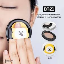 VT BT21 Real Wear Fixing Cushion (2 Types)