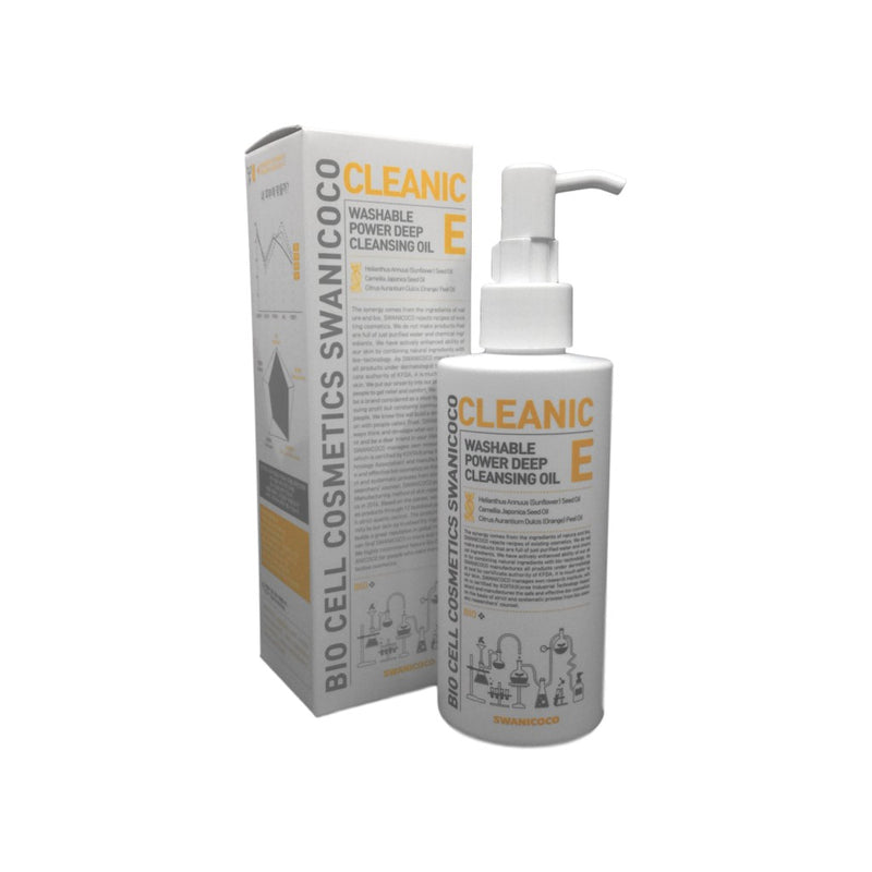 SWANICOCO CLEANIC WASHABLE POWER DEEP CLEANSING OIL