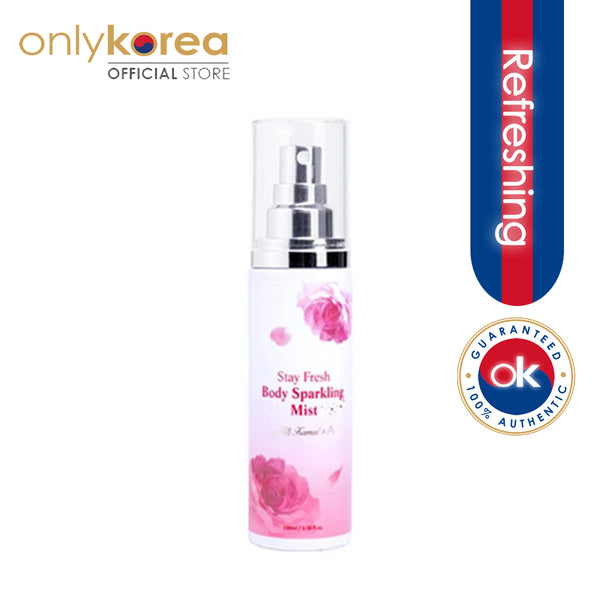 Althea Collection Stay Fresh Body Sparkling Mist
